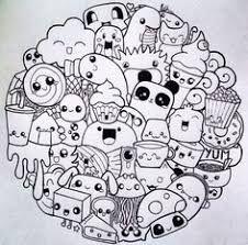 Resultado de imagen para kawaii doodle