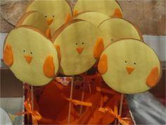 Galletas y pollitos