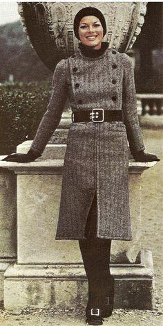 Dior Coat 1970