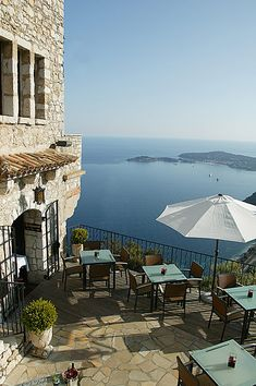 Chateau Eza ~ Eze Village, France~ best dinner of my life~ I had my own 24 hour a day butler