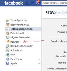 Como fusionar dos páginas de Facebook en una
