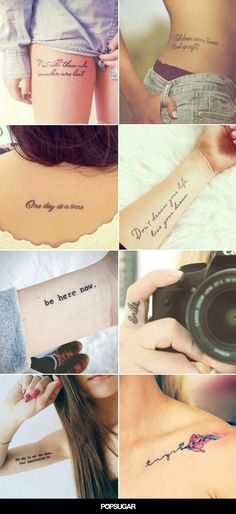"LOVE ""smile""! So cute! I'm a photographer and that's perfect! Next tattoo FOR SURE"