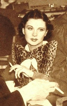 Vivien Leigh, she didn't do that many movies, but was an amazing actress! Especially in Gone With The WInd!