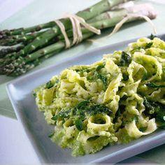 10 primi piatti con gli asparagi - Ricetta   Donna Moderna