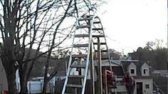 Backyard Ferris Wheel-FREE PLANS BELOW - YouTube