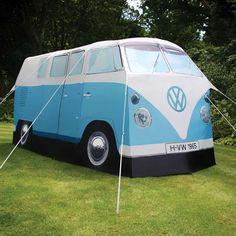 VW Van Camper - Tent