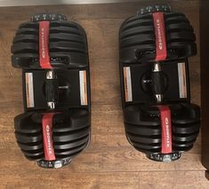 SelectTech 552 Adjustable Dumbbells | Bowflex Bowflex Dumbbells, Adjustable Dumbbells, Weight Set, At Home Gym, Workouts, Exercise, Ejercicio, Fitness At Home, Excercise