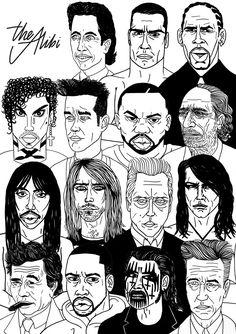 Картинки по запросу Ted Draws illustration