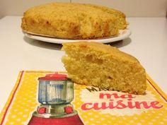 Torta al mandarino (ricetta dolce)
