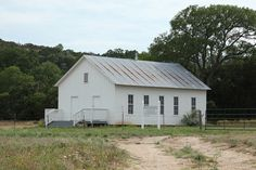 The school at Nameless (a Texas ghost town) by Jeremy Weate, via Flickr