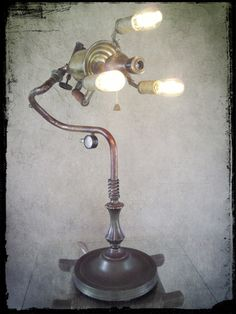 For those who want a unique piece of lighting for their home!