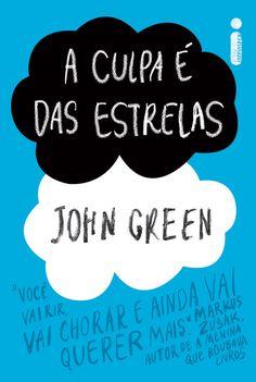 Categoria: Livros - CAPA Sub-categoria: A culpa é das estrelas - John Green