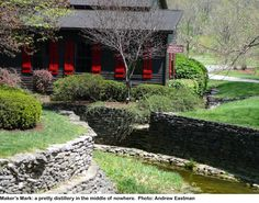 Maker's Mark Distillery: went there once, really cool place...all bottled by hand...
