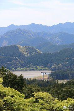 voyage-printemps-japon (36) Japanese Haiku, Beau Site, Wakayama, Les Religions, Rising Sun, Dusk, Sunrise, Mountains, Nature