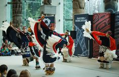 A week of song, dance, and stories of Indigenous peoples of the Northwest Coast kicked off today at the Museum of Anthropology (MOA), as part of the2016 Coastal First Nations Dance Festival, which will take place from March 1 to 6.