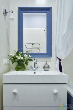 Фотографии [210028]: Квартира с шевроном (детская, мастер спальня, кухня-столовая, туалет и ванная) от дизайнера Вера Тарловская