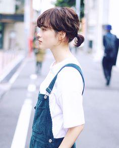 いいね!714件、コメント1件 ― Hironori Okadaさん(@hironori_okada)のInstagramアカウント: 「 . デイリーアレンジ . #ショートボブ の #ローポニー ピンクの #インナーカラー がお目見え おくれ毛 & ざっくり がかわいい . 寄りは後ほど... . model…」