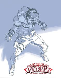 Kraven by *xshaunx on deviantART ★ Find more at http://www.pinterest.com/competing/