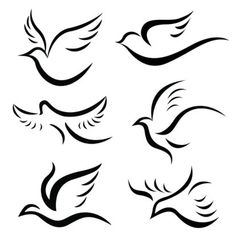 Aphrodite Symbol Dove Aquarius Tattoojpg Pictures