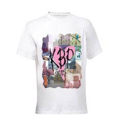 Alumnimme Milla Paloniemi suunnitteli paidan Kallio Block Party 2015:lle. Sen saa rahoittamalla tapahtumaa Mesenaatti-palvelussa. Tue, niin saat! Block Party, Helsinki, Play, Mens Tops, T Shirt, Style, Fashion, Supreme T Shirt, Swag