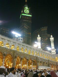 Masjidil Haram,Saudi Arabia