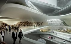 The National Art Museum of China (NAMOC) | UNStudio