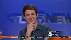 "Don't miss Dylan Minnette in the new thriller, ""Don't Breathe"" in theaters now. This segment aired on the KTLA Morning news on Friday August 26th, 2016."
