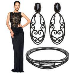 vestido-preto-festa-com-semijoias-rodio-negro