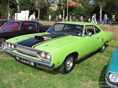 The Top Muscle Cars of the 60s and 70s - Top Speed