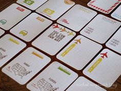 great journaling cards by Nichol Magouirk