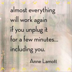 It's ok to take a break. #quotes