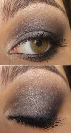 Smokey Eyes for the fall