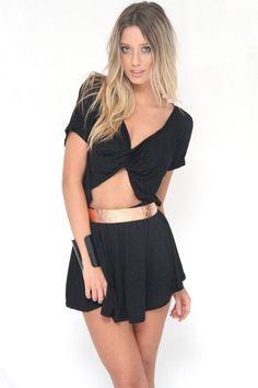 #saboskirt.com            #Skirt                    #SABO #SKIRT #Twist #Dress #Black #$58.00       SABO SKIRT Twist Dress - Black - $58.00                                   http://www.seapai.com/product.aspx?PID=1051375