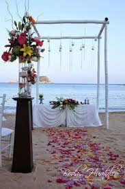 Resultado de imagen de gazebos boda en playa
