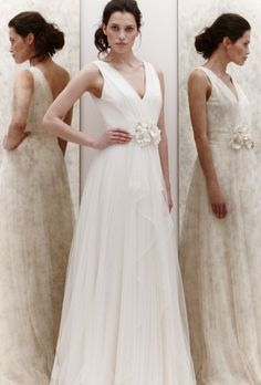 Brides: Jenny Packham. moreless