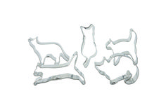 Cat Cookie cutters -  Made from Stainless steel!