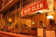 Rue Cler, Durham NC. Seriously, I have heard so so so many good things about this place. Put it at the top of my NC bucket list for a weekend brunch (but maybe we'll wait til after Mother's Day...)