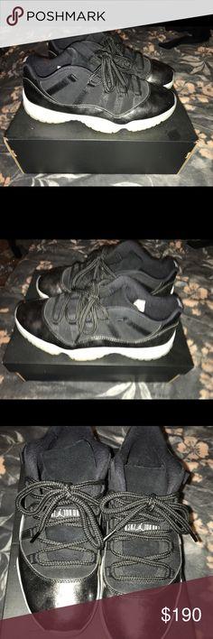 bedb46ea55f251 Shop Men s Jordan Black Gray size 9 Sneakers at a discounted price at  Poshmark.