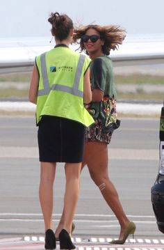 Beyonce in Nice, France Sept. 10th, 2014