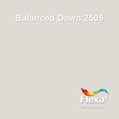 Flexa Couleur Locale kleur Balanced Dawn 2505
