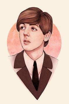 Paul McCartney (Happy Birthday Paul!)