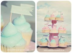 Vintage Seaside Party-cute for boy and girl combined parties