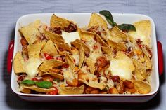 Doritos, Tortilla Chips, Chorizo, Nachos, Mexican, Ethnic Recipes, Food, Tomatoes, Eten