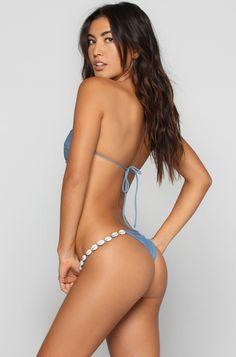 KAOHS Rie Bikini Bottom in Jean >> http://ss1.us/a/PPdT3ntJ