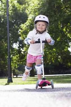 The Best Scooters For Toddlers are scooters with 3 wheels. Three Wheeled Scooters are the best for those little guys and gals because they are...