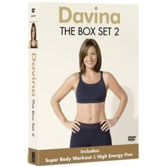 http://ift.tt/2dNUwca   Davina - The Box Set 2 - Includes Super Body Workout And High Energy F   #Movies #film #trailers #blu-ray #dvd #tv #Comedy #Action #Adventure #Classics online movies watch movies  tv shows Science Fiction Kids & Family Mystery Thrillers #Romance film review movie reviews movies reviews