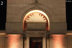 The Villers–Bretonneux Australian National Memorial, Somme, Picardy, France WWI
