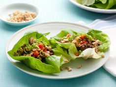 These satisfying, Asian-inspired lettuce wraps are surprisingly light. Put down that takeout menu and make them tonight!
