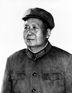 Mao Tse Tung lider chino comunista 1949