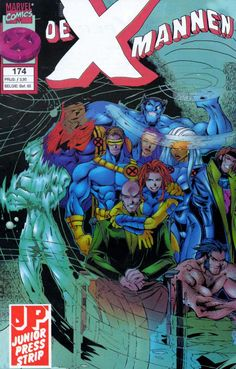 X-Mannen #174 Ken uw vijand